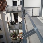 Dessauerstraße Balkone