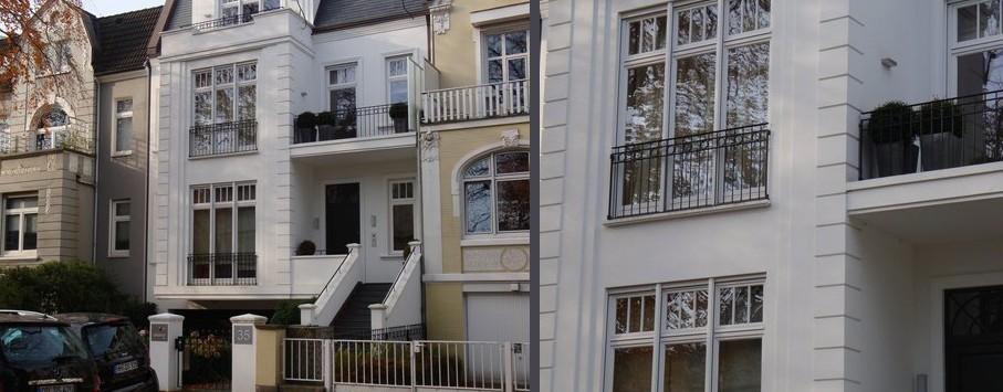 Parkallee – Hamburg