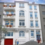 Kollenrodtstr.63 - Visualisierung Hausfassade