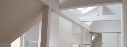 Dachgeschoss Podbielskistr.71 – Hannover – fertiggestellt