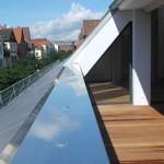 DG Links - Dachterrasse