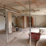 Bunker - Foto zur Bauphase 01