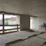 Bunker - Foto zur Bauphase 02