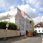 Kolbergstr.12C - Fassadenarbeiten