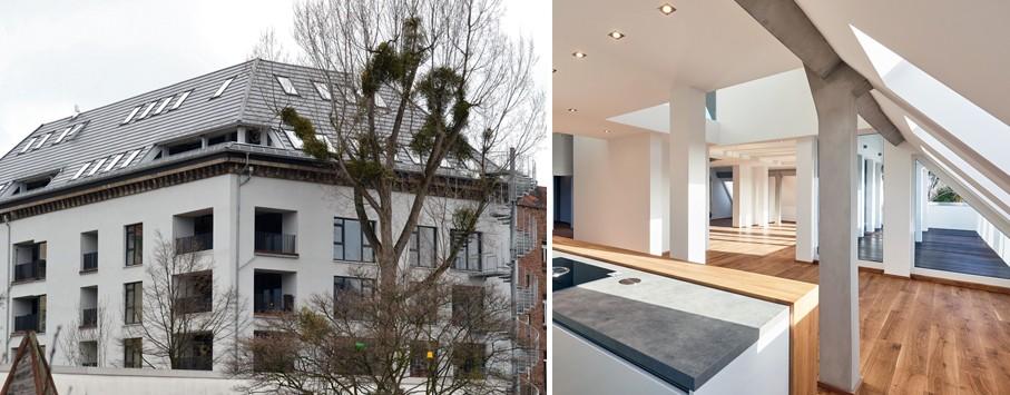 Umbau Luftschutzbunker – Hannover