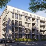 Boemelburgstr.5 - Visualisierung Neubau Ecke Voltmerstr