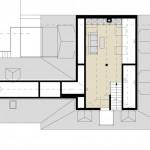 KBS12c-DG Grundrissentwurf Atelierebene