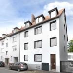 Gartenstr.15 - Visualisierung Wohnhaus