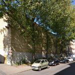 Bunker Kaiserstraße 30 - Bestand vorne